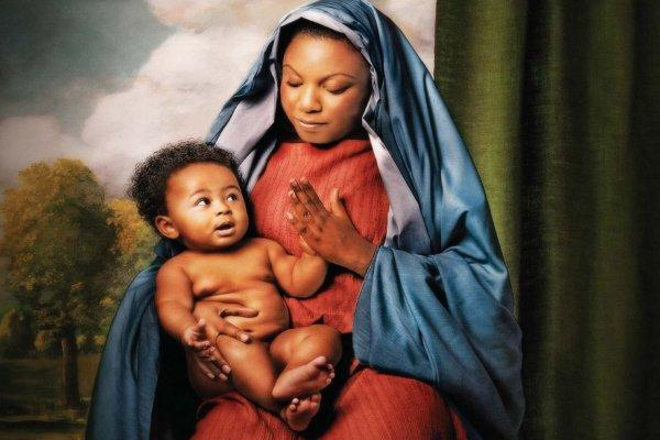 На Кипре появился темнокожий малыш Иисус - Новости Кипра