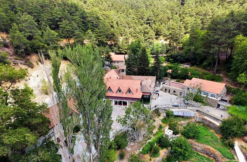 Монастырь Троодитисса на Кипре