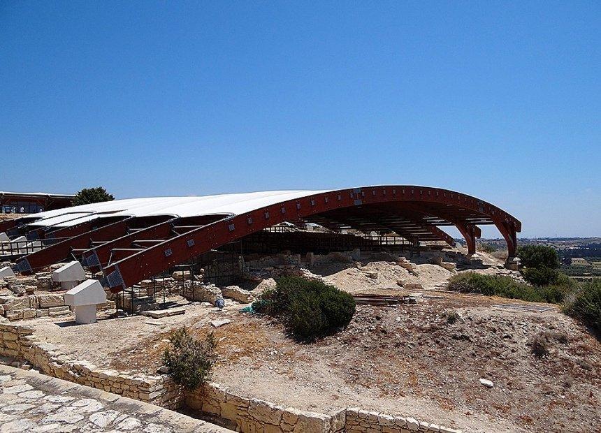 Древний Курион — одно из самых впечатляющих мест на Кипре: фото 10