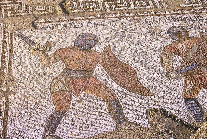 Древний Курион — одно из самых впечатляющих мест на Кипре: фото 17