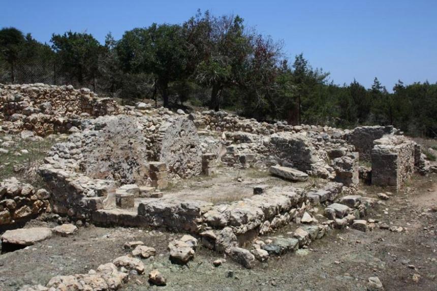 Rigena Tower, Cyprus