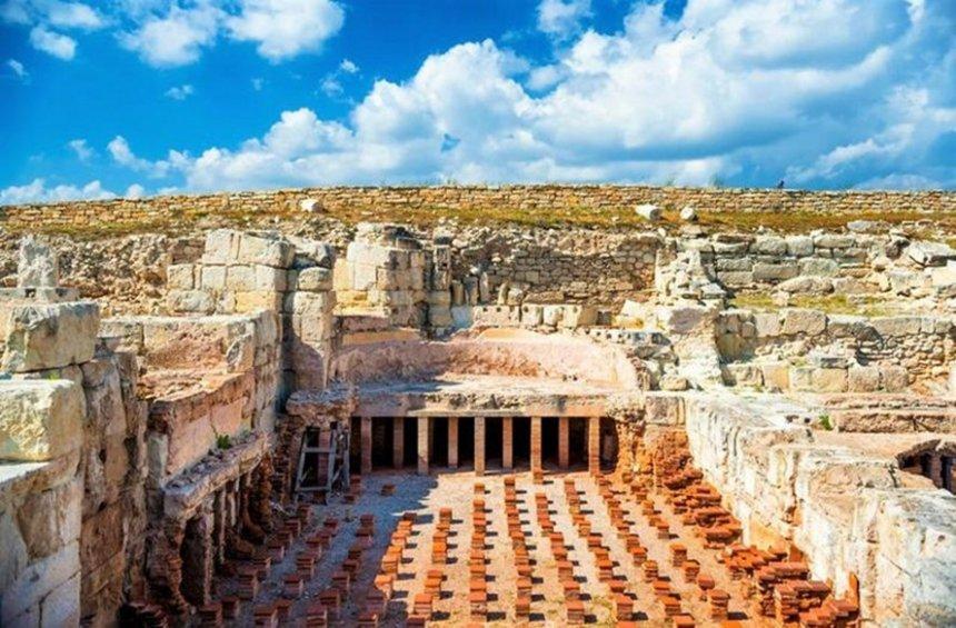 Древний Курион — одно из самых впечатляющих мест на Кипре: фото 14
