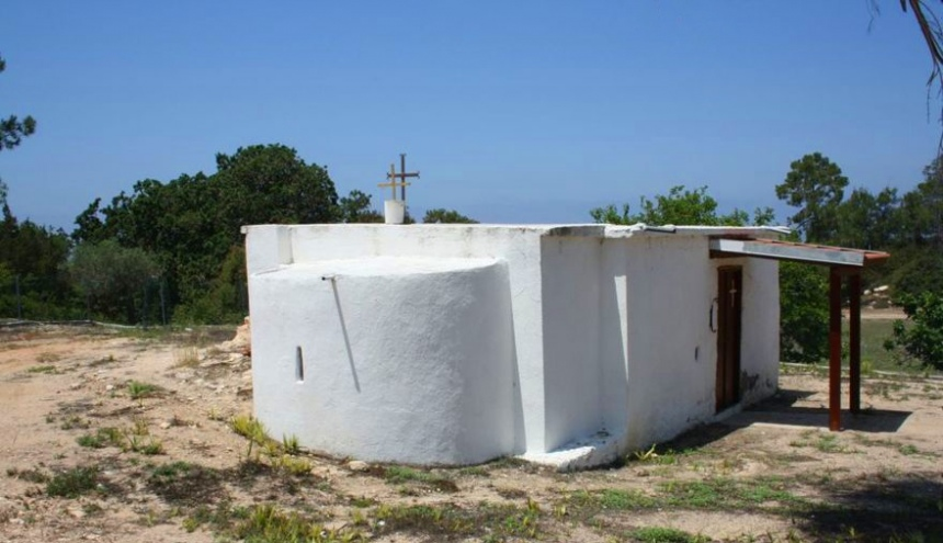 Church of St. Conon, Cyprus