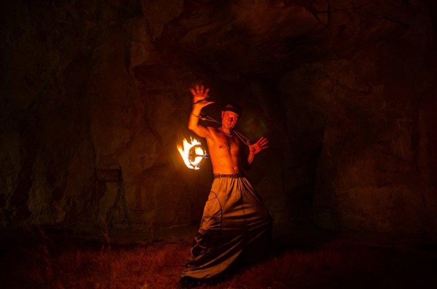 Люди огня: факиры на Кипре: фото 4