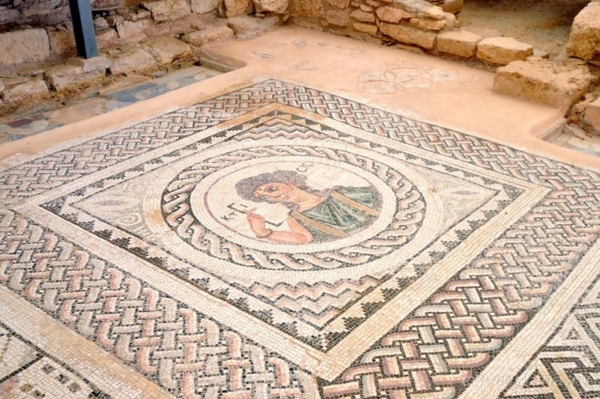 Древний Курион — одно из самых впечатляющих мест на Кипре: фото 15