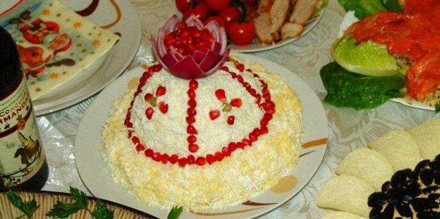 Шапка Мономаха — роскошное блюдо, которое на Кипре всех приятно удивит!: фото 2