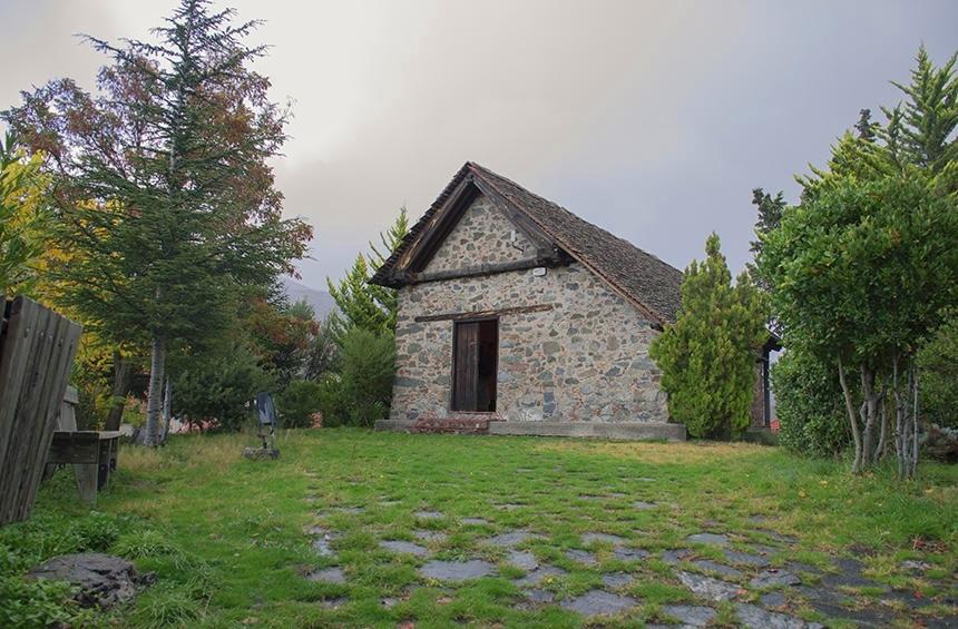 Часовня Святого Креста - самый старинный храм в кипрской деревушке Киперунда (Фото): фото 5