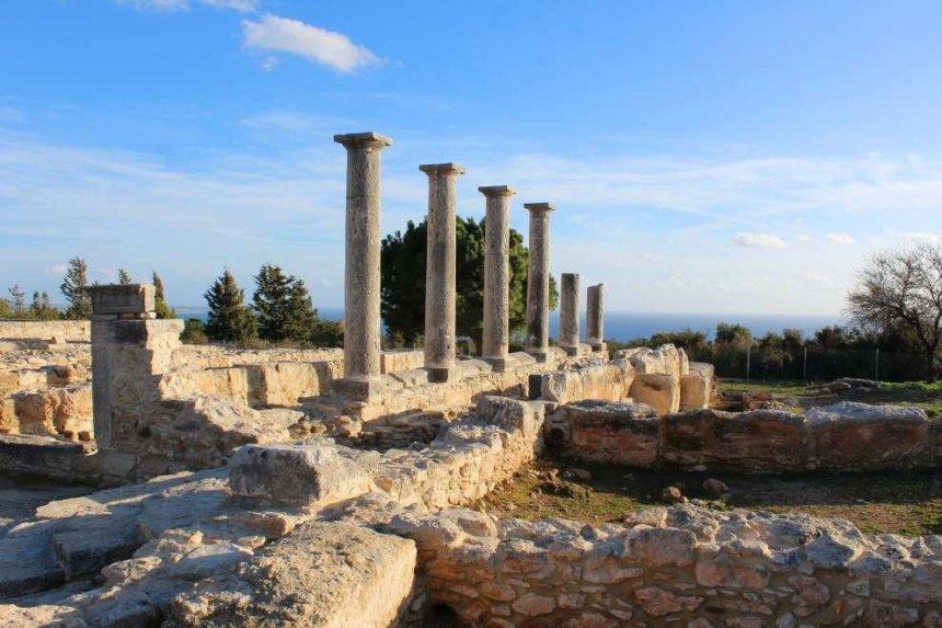 Древний Курион — одно из самых впечатляющих мест на Кипре: фото 3