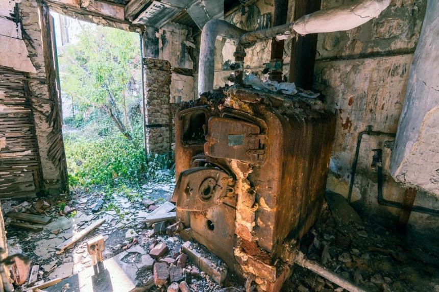 «Застывшее время»: заброшенные места на Кипре (Фото и Видео): фото 2