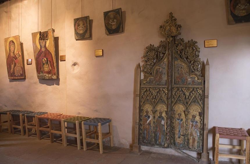 Часовня Святого Креста - самый старинный храм в кипрской деревушке Киперунда (Фото): фото 10