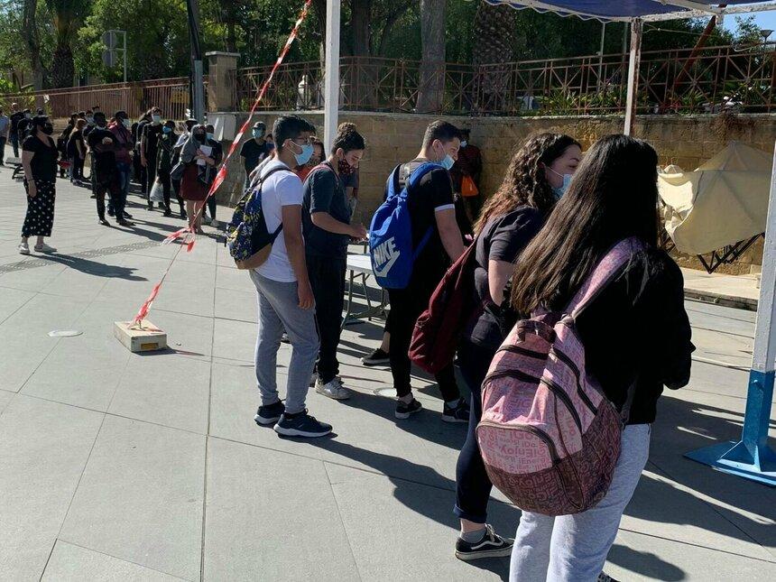 Точки бесплатного тестирования на коронавирус на Кипре 21 мая: фото 2