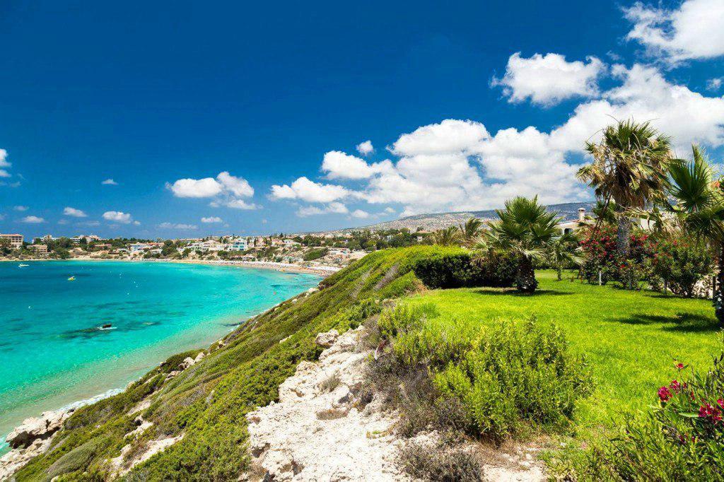 Погода на Кипре - первая половина осени
