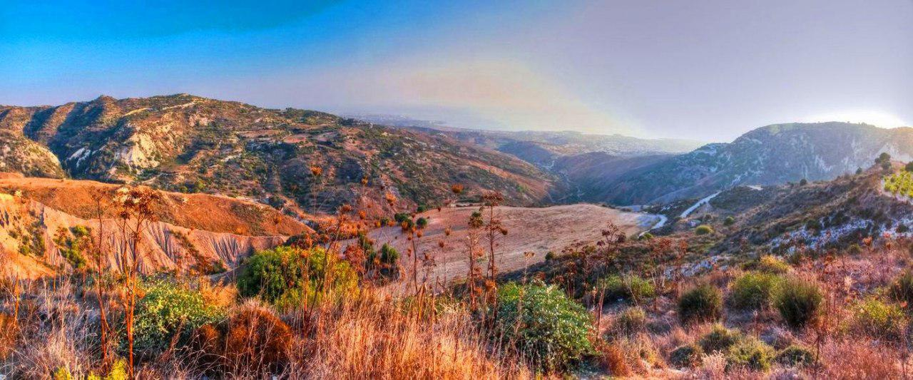 Погода на Кипре - вторая половина осени