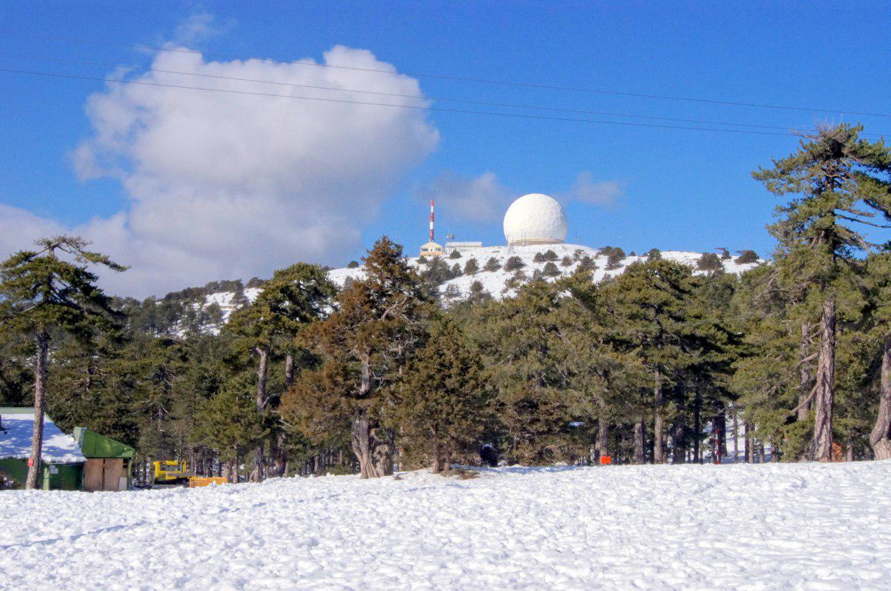 Погода на Кипре - вторая половина зимы